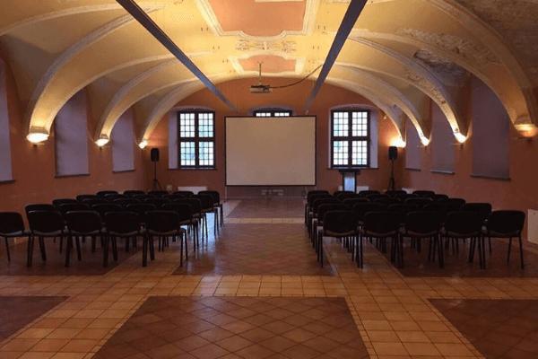 Išskirtinė vieta konferencijai Vilniuje Refrektoriumas
