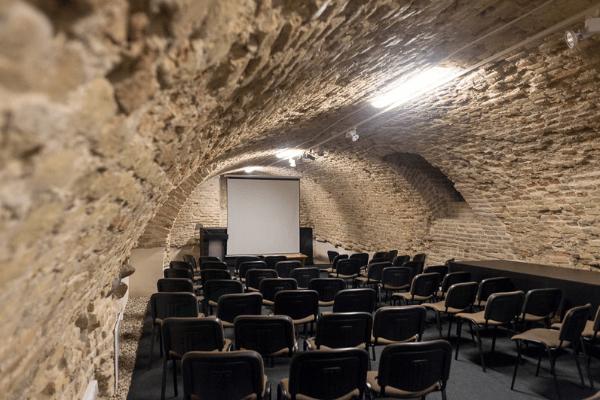 Išskirtinė vieta konferencijai Vilniuje Mažoji rūsio salė