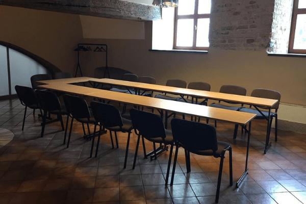 Išskirtinė vieta konferencijai Vilniuje Virene