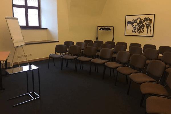 Išskirtinė vieta konferencijai Vilniuje Salonas
